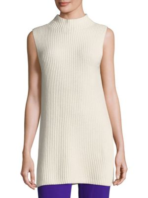 Sumor Cashmere And Wool Sweater