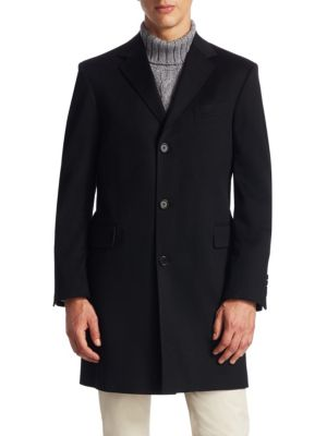 COLLECTION Classic Buttoned Topcoat