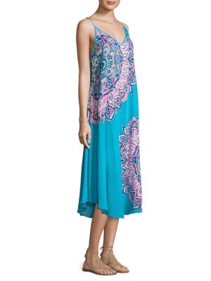 Rilee Midi Beach Dress