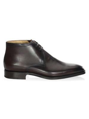 Oswald Leather Derbys
