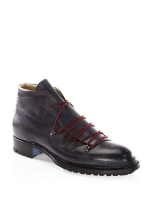Boris Master Leather Hiking Boots
