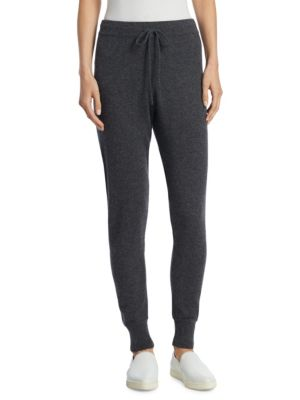 COLLECTION Cashmere Drawstring Joggers