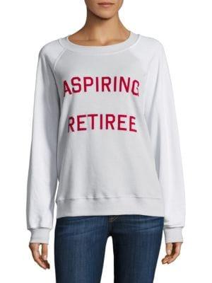 Aspiring Retiree Sweatshirt