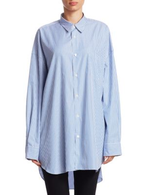 Union Jack Striped Top by Junya Watanabe