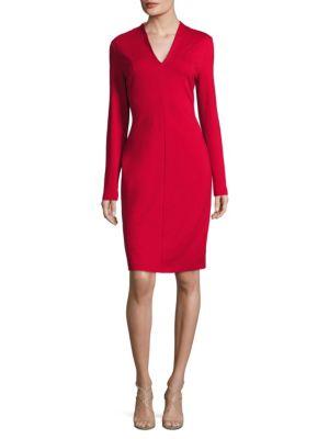 Dzanna V-Neck Dress