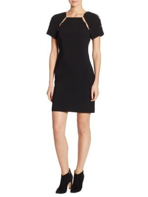 Kristiana Fitted Dress