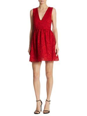 Kappa Lace Party Dress