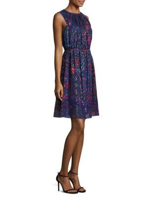 Demetria Sleeveless Dress