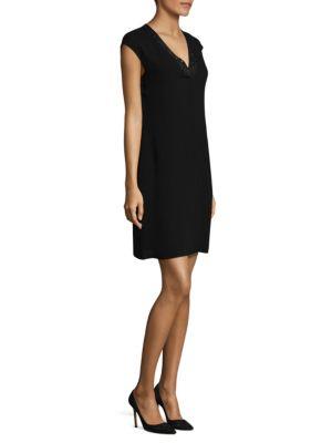 Minimalist Silk Dress