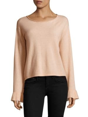 Cashmere Flare Sleeves