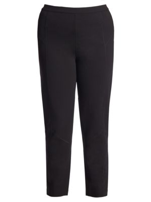 Plus Medium Ponte Slim-Fit Leggings