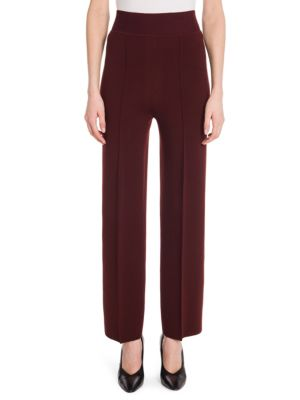 Wool Seamed Pants