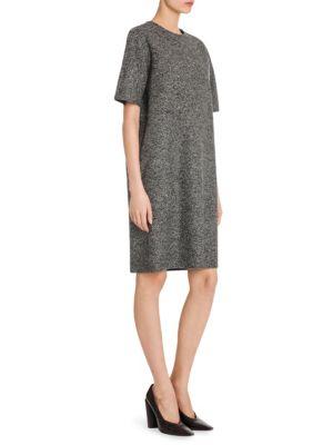 Wool & Cashmere Jersey Dress