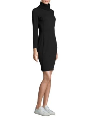 Dahliana Long-Sleeve Dress