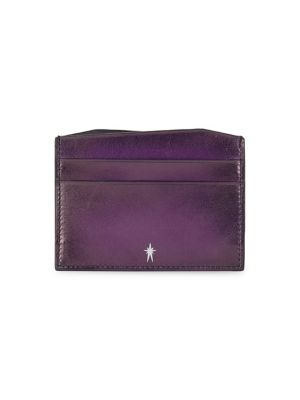 CORTHAY Smooth Leather Wallet