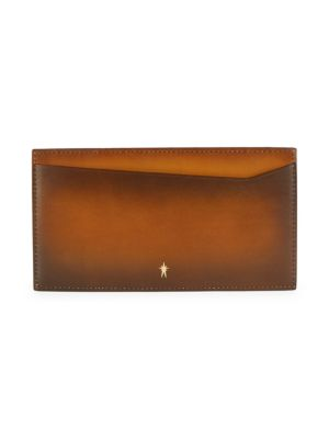 CORTHAY Leather Card Case