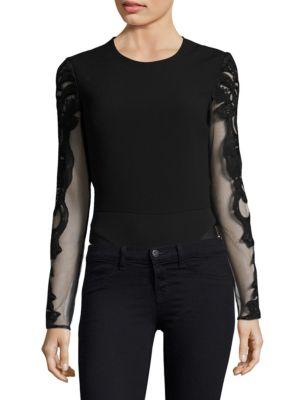 Juliette Lace Bodysuit by Misha Collection