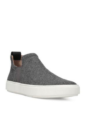 Lucio Felt Chelsea Sneakers