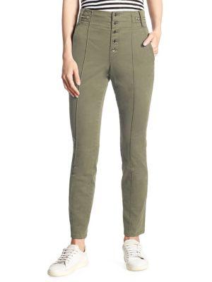 Rowan Button Up Pants