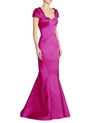 Sweetheart Duchess Gown