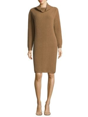 Paste Wool & Cashmere Dress
