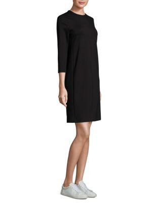 Dacoppa Three-quarter Sleeves Dress