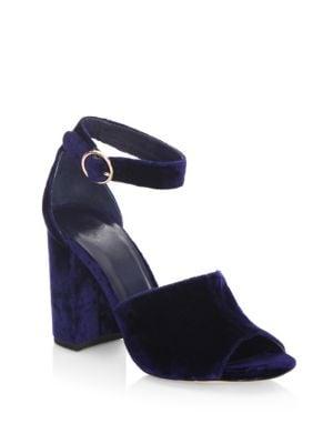 Lahoma Velvet Sandals