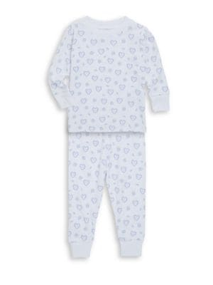 Baby's,Toddler's & Little Girl's Fleur De L'Amour Cotton Pajama Set