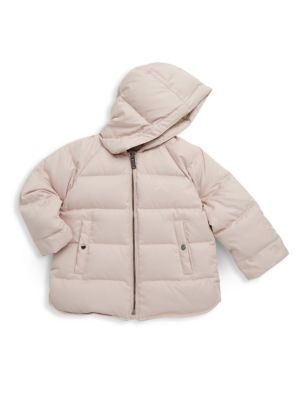 Baby's & Toddler's Quilted Down Jacket