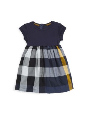 Baby's & Toddler's Cotton Printed Dress