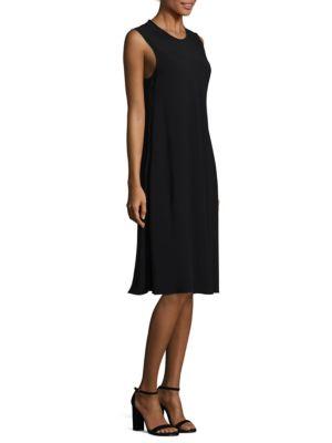 Tuc Sleeveless Dress