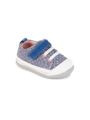 Toddler's & Little Girl's Stevie Dot Sneakers