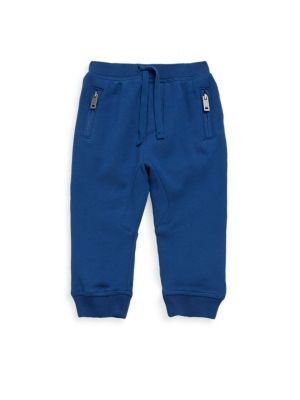 Baby's & Toddler's Elasticized Cotton Pants