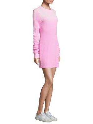 Monaco Cotton Mini Dress