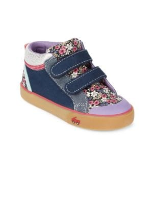 Toddler's & Girl's Kya High-Top Sneakers