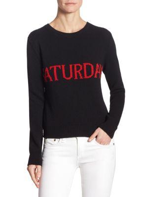 Saturday Wool & Cashmere Sweater
