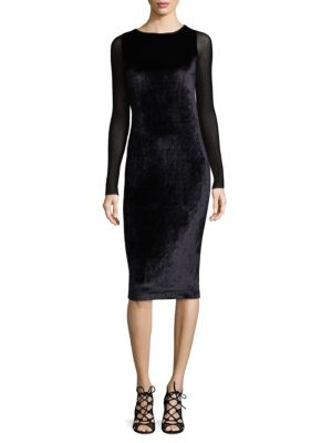 Buy Fuzzi Sheer Dress online with Australia wide shipping