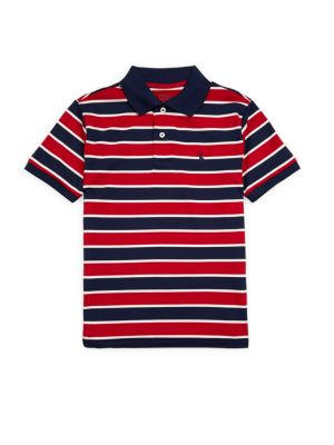 Toddler's, Little Boy's & Boy's Stripe Polo