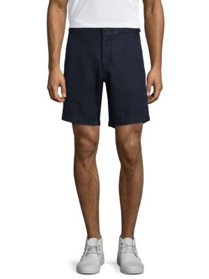 Norwich Linen Shorts