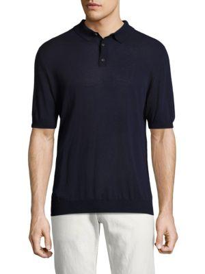 Cotton Short Sleeve Polo