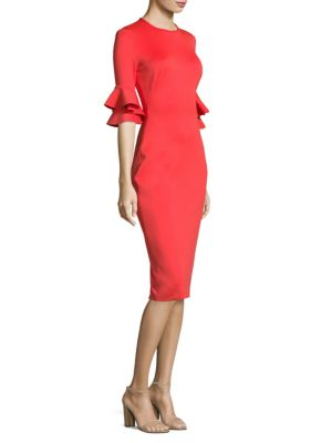 Josie Cocktail Sheath Dress