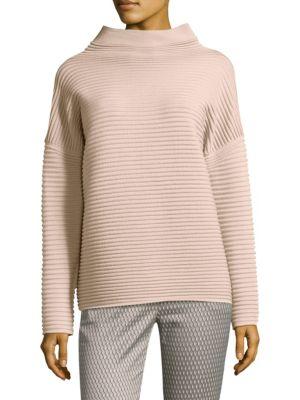 Horizontal Wool Sweater