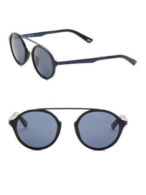 49MM Round 2-Base Le Sunglasses