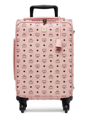Small Voyager Visetos Trolley Suitcase
