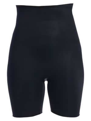 Plus Power Conceal-Her High-Waisted Mid-Thigh Short