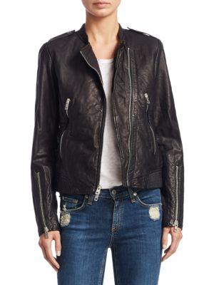 Lyon Leather Jacket