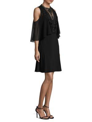 Malia Slim-Fit Knee-Length Dress