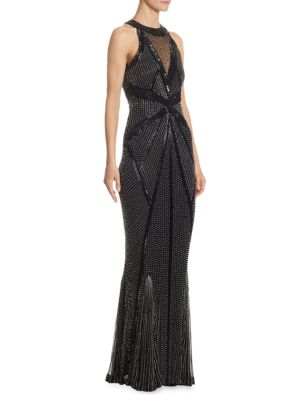 Thyra Embellished Gown