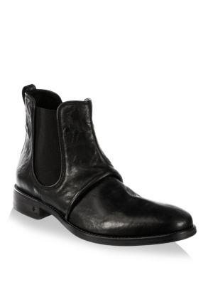 Fleetwood Leather Chelsea Boots