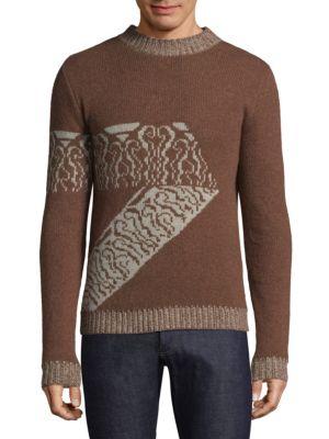Zermat Pullover Wool Sweater